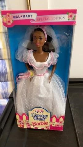 COUNTRY BARBIE WAlMART SPECIAl EDITION 1994