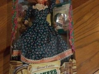 PIONEER BARBIE AMERICAN STORIES COllECTION