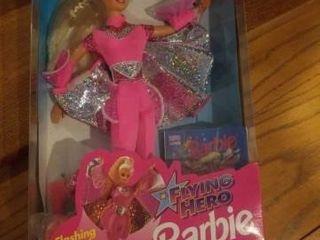 1995 FlYING HERO BARBIE