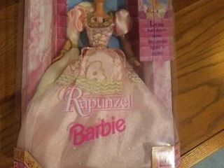 1997 RAPUNZEl BARBIE