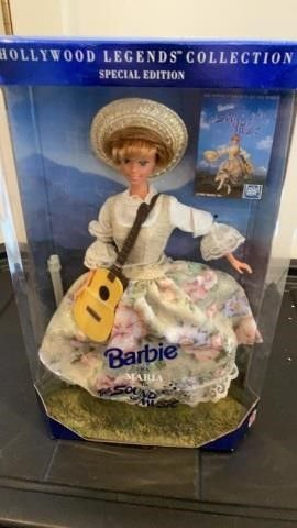 BARBIE AS MARIA IN THE SOUND OF MUSIC 1995