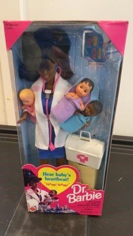 DR BARBIE   HEAR BABIES HEARTBEAT1995