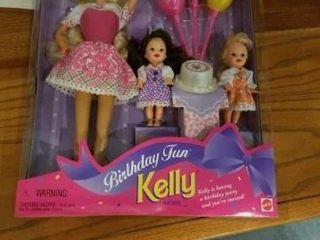 1996 BIRTHDAY FUN KEllY