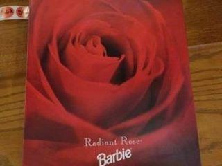 1996 RADIANT ROSE BARBIE
