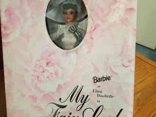 1995 BARBIE AS ElIZA DOOlITTlE IN MY FAIR lADY