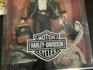 1999 HARlEY DAVIDSON BARBIE