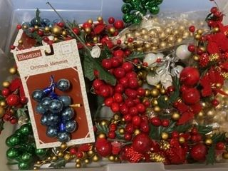 CHRISTMAS GRAPES AND ASSORTMENT