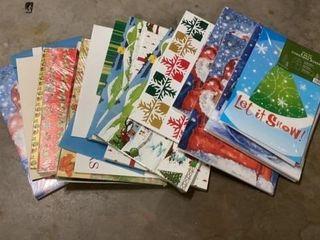 MANY CHRISTMAS BOXES
