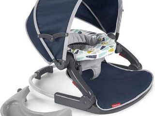 FISHER PRICE GNG37 ON THE GO SIT ME UP FlOOR SEAT