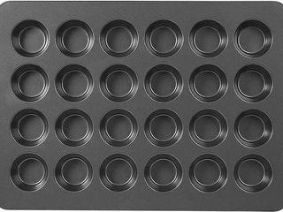 24 CAVITY  WIlTON MUFFIN   CUPCAKE BAKING PAN