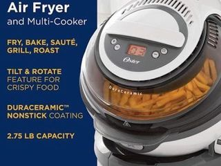 OSTER AIR FRYER AND MUlTI COOKER
