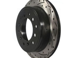 DS ONE PERFORMANCE DS1 980780 REAR BRAKE ROTOR