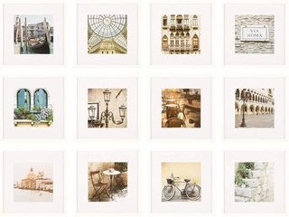 12 PCS  12 X 12 INCHES  GAllERY PERFECT PHOTO