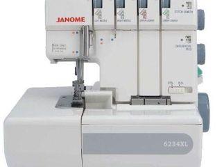 JANOME PRO 4DX SERGER SEWING MACHINE
