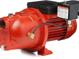 RED lION Rl SWJ50 1 2 HP CAST IRON SHAllOW WEll