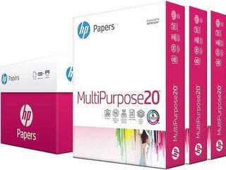 1500 SHEETS  HP PRINTER MUTIPURPOSE 20 PAPER