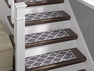 13 PIECES SUlTAN RUGS STAIR TREAD COllECTION