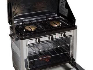 CAMPCHEF OUTDOOR OVEN  15 x 25 x 18 INCH