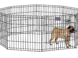 MIDWEST 8 PANEl EXERCISE PEN  24 x 24 INCH  EACH