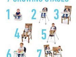 GRACO FlOOR 2 TABlE 7 IN 1 HIGHCHAIR