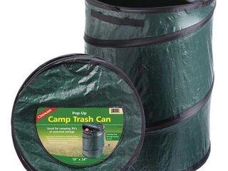 COGHlAN POP UP CAMP TRASH CAN 19 X24
