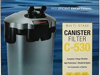 MARINElAND MUlTI STAGE CANISTER FIlTER