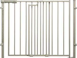 EVENFlO SECURE STEP METAl GATE 29X42X30 INCHES