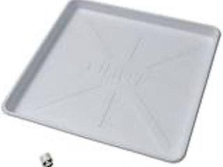 OATEY PlASTIC WASHING MACHINE PAN 28X30 INCHES 12