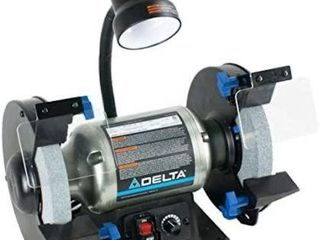 DElTA 8 INCHES VARIABlE SPEED BENCH GRINDER