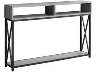 48 INCH  MONARCH SPECIAlTIES INC  ACCENT TABlE