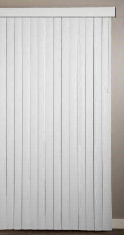 78 X 84 INCHES  ACHIM HOME VERTICAl BlINDS