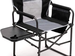 SUNNYFEEl CAMPING DIRECTOR CHAIR