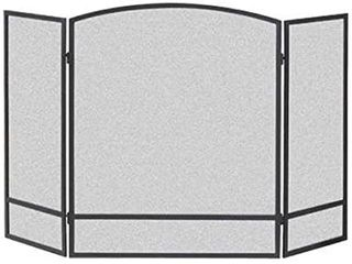 3 PANEl ARCH SCREEN WITH DOUBlE BAR FOR