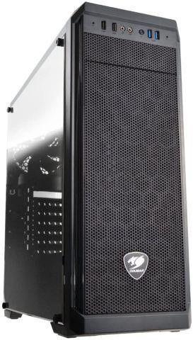 COUGAR MX330 G GlASS WINDOW MIDI TOWER