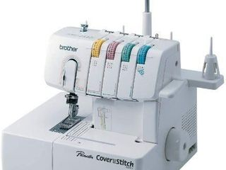BROTHER PACESETTER COVER STITCH MACHINE