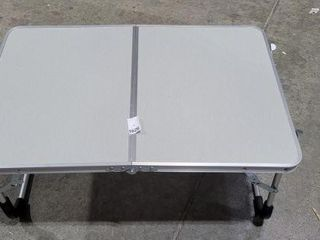 FOlDABlE PORTABlE NOTEBOOK COMPUTER TABlE