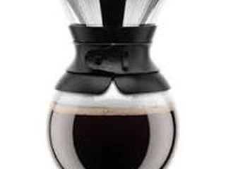 BODUM 11571 01 POUR OVER COFFEE MAKER