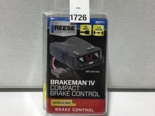 REESE POWER COMPACT BRAKE CONTROl