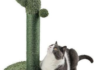 CATINSIDER CACTUS CAT SCRATCHING POST SIZE 25 6