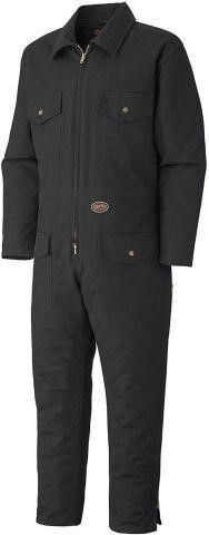 PIONEER WINTER INSUlATED WORK COVERAll SIZE lARGE
