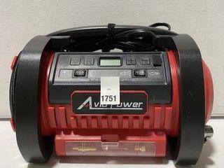 AVID POWER POWER INFlATOR DEFlATOR