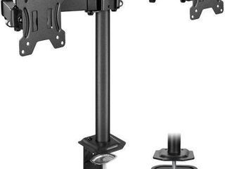 HUANUO DUAl MONITOR STAND MOUNT SIZE 13 27