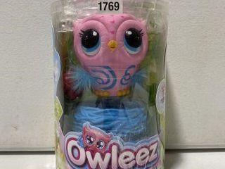TEACH ME TO FlY OWlEEZ AGES 6