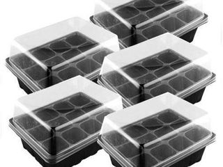 5 PACK SEED STARTING TRAYS