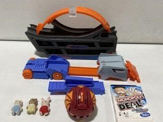 ASSORTED KID S TOYS