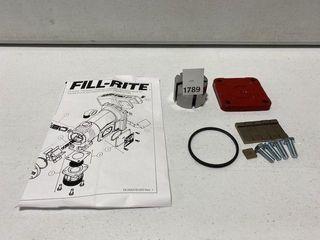 FIll RITE FR600G TRANSFER PUMPS