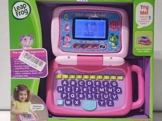 lEAP FROG 2 IN 1 lEAPTOP TOUCH FOR AGES 2