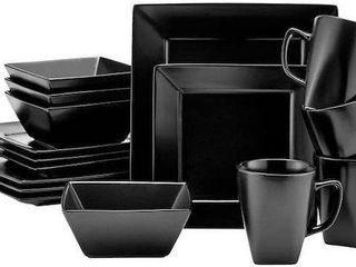 OVER AND BACK 16 PCS DINNERWARE SET