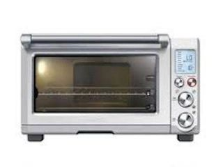 BREVIllE THE SMART OVEN PRO WITH lIGHT AND SlOW