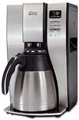 OSTER 10 CUP THERMAl COFFEEMAKER
